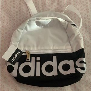 brand new adidas linear mini backpack New with tags NWT never used